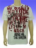 T-shirt de sublimation de haute qualité