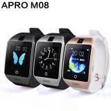 SIM TFのカードの腕時計Apro Smartwatch