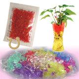 La boule de cristal décorative de l'eau de la meilleure qualité, ajoutent l'huile essentielle ou plantent le produit en cristal multiple de saleté de Funtion Magin