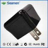 5W de Lader van de Kubus van USB (RoHS, efficiencyniveau VI)