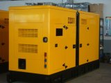410kVA 328kwの予備発電のCumminsの無声タイプディーゼル発電機セット