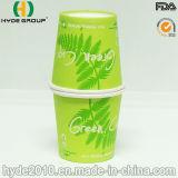 Taza de té de papel caliente de un sólo recinto 4oz para la prueba (4oz)