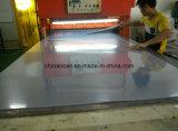 0,1 mm a 1,0 mm de hoja transparente de PVC rígido de plástico brillante