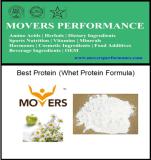 ベストセラーのボディービル蛋白質の乳しよう蛋白質の方式
