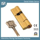 Segurança de bronze aberta Rx-03 do dobro de Cylinde do fechamento de porta
