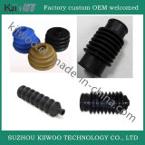 Foles da borracha de silicone da manufatura de China com a flange do aço inoxidável