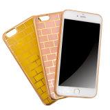Electrochapar la caja del teléfono del jade TPU para la galaxia J1ace J5 J7 S6 S7edge (XSDD-009) de Samsung