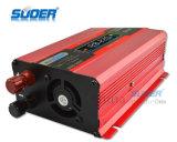 Inverter des Suoer Fabrik-Preis LCD-Bildschirmanzeige-Inverter-500W DC12V (SDB-500A)