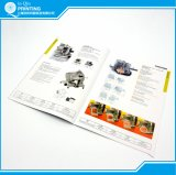 Impressão em linha feita sob encomenda do catálogo da cor cheia
