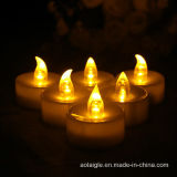 LED all'ingrosso Candle Manufacturer Tealight Flickering con Multi-Color
