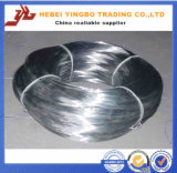 Galvanized précoupé Iron Wire, Galvanized Wire Bwg20 Cut Wire 400mm Length