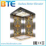 Cer-guter Dekoration-Passagier-Aufzug ohne Maschinen-Raum