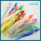 OEM ou palan de pêche multi en gros d'attrait de pêche d'Optopus de couleur de Wh014 15cm/7.2g