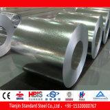 電流を通されたGI Steel 0.15-6 mm Coil SGCC、Dx51d+Z、