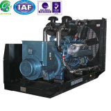 jogo de gerador diesel elétrico do poder 270kw com motor de Yuchai