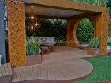 WPC Composite 정원 또는 Outdoor DIY Decking