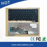 Новая клавиатура компьтер-книжки для широты E6220 DELL черна