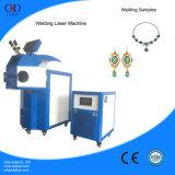 Máquina de soldadura quente do ponto do laser da venda para a jóia