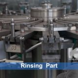 Automatico pura acqua minerale di riempimento macchina / linea di produzione