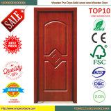Portello di legno del MDF dell'interiore della Turchia/Romania/Bulgaria/Georgia