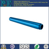 Aangepaste Kleur Geanodiseerde CNC die Ingepaste Buis machinaal bewerken