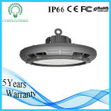 Dimensión de una variable LED 100W ligero Highbay del UFO por la viruta de Philips 3030 SMD LED