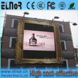 Una mejor pantalla al aire libre publicitaria flexible a todo color impermeable de P20 LED