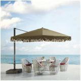 Foshan-Fabrik-Großverkauf! Rattan-Weidengarten-Möbel mit Unbrella