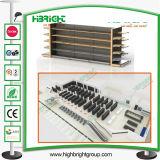 Één Oplossing van het Einde voor de Plank van de Gondel van de Apparatuur van de Supermarkt