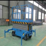 Beweglicher Towable Typ bewegliches hydraulisches Scissor Aufzug