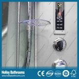 Cerco computarizado do chuveiro com a porta deslizante geada Striated de Glasss (SR117B)