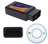 V1.5 Elm327 supporte le scanner de diagnose du WiFi OBD2 de l'orme 327 de protocoles d'OBD II
