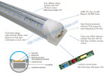 Freies Gefriermaschine-Gefäß-Licht des Verschiffen-39W der Form-6FT T8 LED