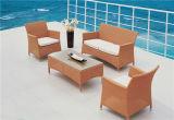 현대 디자인 싼 등나무 또는 고리 버들 세공 옥외 소파