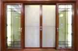 産業アルミニウム開き窓のドア