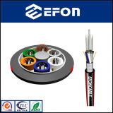 24/36/72/96 de cabo de fibra óptica blindado de alumínio do revestimento do PE do núcleo (GYTA)