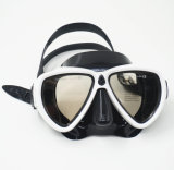 Mascherina di immersione subacquea di Gopro, mascherina di immersione subacquea di pelle