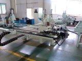 Soldadura do indicador do CNC & linha plásticas do produto da limpeza, linha da fabricação do indicador do PVC