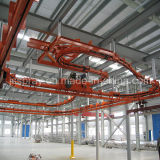 Nuovo Automatic Powder Coating Machine Line per Storage Rackings