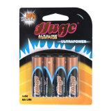 1.5V Superalkalische trockene Batterie der qualitätsaa (Lr06)