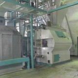 Linha de produção de naufrágio automática da alimentação dos peixes da fonte de Fdsp com certificado do Ce