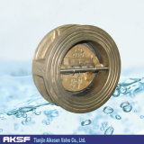 MPa DIN, ANSI De Klep van Dn40~Dn600 Pn1.0/1.6 van de Controle van het Wafeltje van de Krachtcentrale