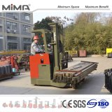 Tfb 4-Directional Electric Reach Truck Manuseando Material Longo