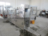 Máquina de rellenar automática fácil de 5 galones de la operación 150bph (agua potable)
