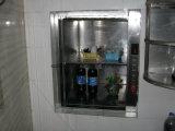 ascenseur électrique de Dumbwaiter à C.A. 250kg avec l'acier inoxydable de 1.2mm