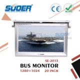 De Monitor van Suoer TFT LCD de Monitor van de Auto van het Dak van 20 Duim (SE-2013)