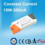 15W 300mA konstante Stromversorgung des Bargeld-LED mit Cer RoHS