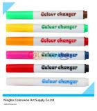 KidsおよびStudentsのための6PCS Jumbo Fiber TIP Water Color Pen