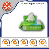Etiqueta privada Baby Skin Care Wet Wipes