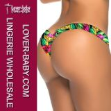 Dame Semi Thong Bottom Swimwear Damesslipje